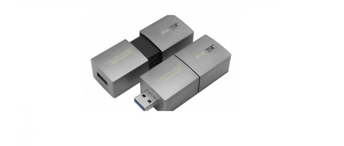 USB-stick met 2TB geheugen, vervanging voor externe harde schijf?