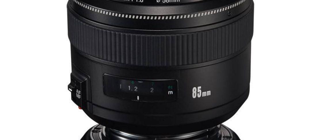Yongnuo komt met budgetvriendelijke 85mm f/1.8