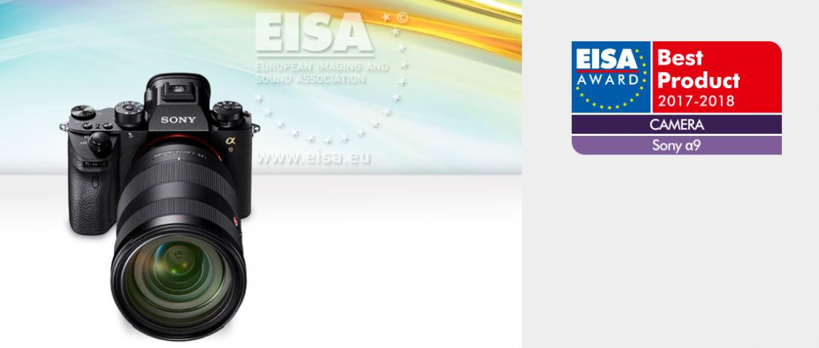 EISA Awards uitgereikt – Sony grote winnaar