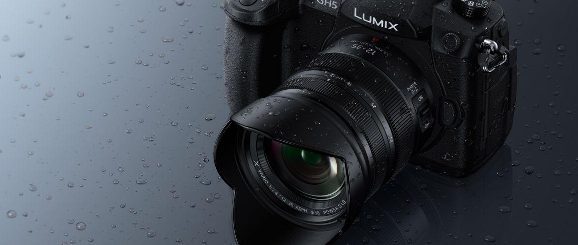 Panasonic presenteert de Lumix GH5