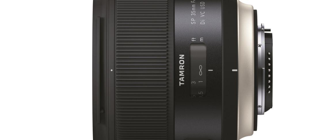 Review | Tamron SP 35mm f/1.8 Di VC USD