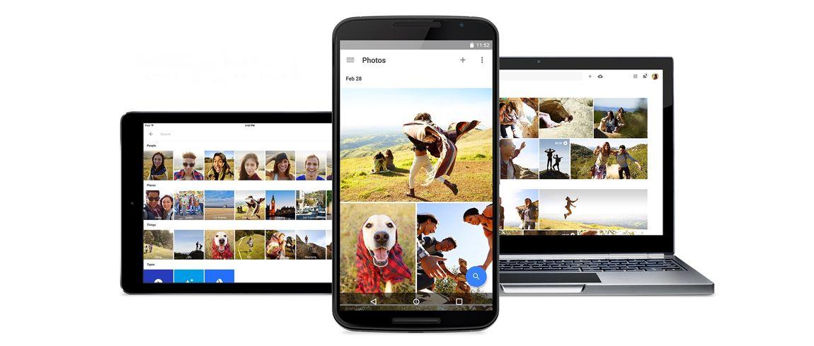 Nieuwe functie Google Photos: Backup Now