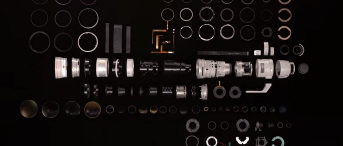 Canon haalt EF 200-400mm f/4L IS USM uiteen in video