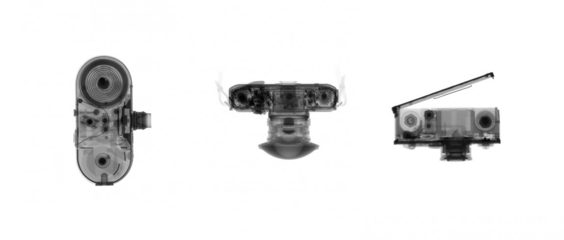 De naakte camera – Kijk dwars door ze heen